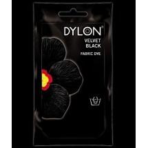 Dylon Hand Dye 50g Velvet Black