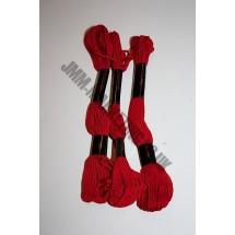 Trebla Embroidery Silks - Red (120)