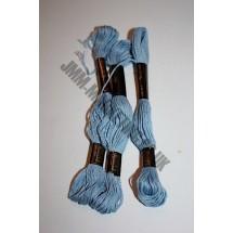 Trebla Embroidery Silks - Blue (303)
