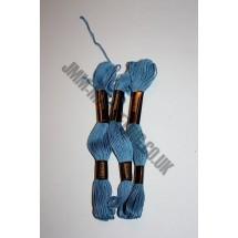 Trebla Embroidery Silks - Blue (511)