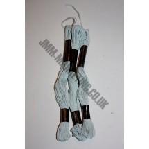 Trebla Embroidery Silks - Blue (5100)