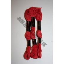 Trebla Embroidery Silks - Orange (865)
