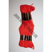 Trebla Embroidery Silks - Orange (315)