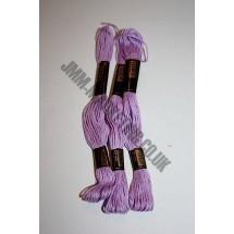 Trebla Embroidery Silks - Lilac (110)