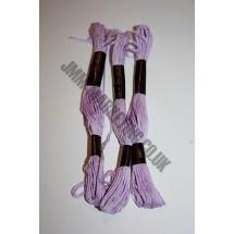 Trebla Embroidery Silks - Lilac (1095)
