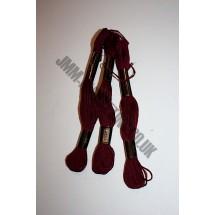 Trebla Embroidery Silks - Burgundy (909)