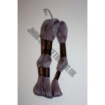 Trebla Embroidery Silks - Grey (418)