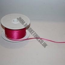 Rope Cord - Shocking Pink - Roll Price