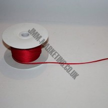 Rope Cord - Red - Roll Price
