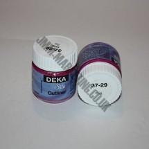 Deka Outliner Gutta 45ml - Pink