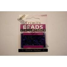 Bugle Beads - Royal Blue
