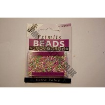 Seed Beads - Pastel Assorted