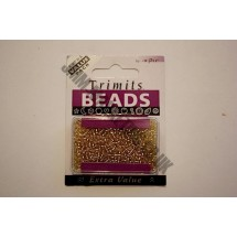 Seed Beads - Gold