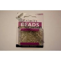 E Beads - Silver