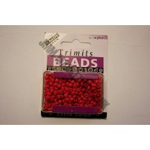E Beads - Red