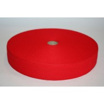 """Polyester Webbing 1"""" (25MM) - Red - Roll Price"""