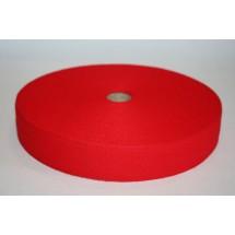 "Polyester Webbing 1"" (25MM) - Red"