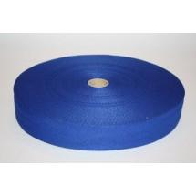 "Polyester Webbing 1"" (25MM) - Royal Blue"