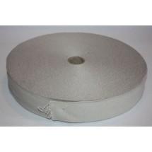 "Polyester Webbing 1 1/2"" (37MM) - Beige - Roll Price"
