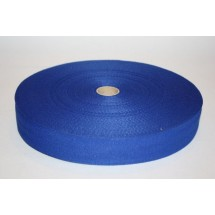 "Polyester Webbing 1 1/2"" (37MM) - Royal Blue - Roll Price"