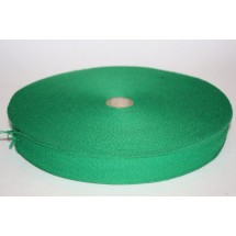 "Polyester Webbing 1 1/2"" (37MM) - Emerald Green"