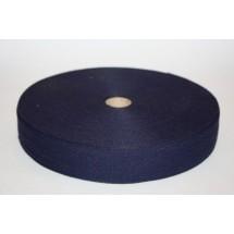 """Polyester Webbing 1 1/2"""" (37MM) - Navy - Roll Price"""