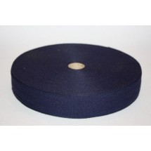 """Polyester Webbing 1 1/2"""" (37MM) - Navy"""