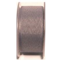 "Seam Binding Tape - 12mm (1/2"") - Light Grey (227)"