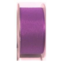 """Seam Binding Tape - 25mm (1"""") - Purple (155)"""