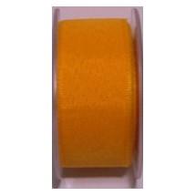 """Seam Binding Tape - 25mm (1"""") - Gold (176)"""