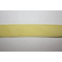 """Velvet Ribbon 16mm (5/8"""") - Yellow"""