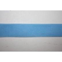 """Velvet Ribbon 16mm (5/8"""") - Light Blue"""
