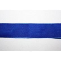 """Velvet Ribbon 22/25mm (1"""") - Royal Blue"""