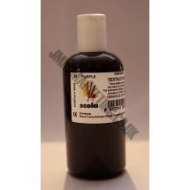 Scolart Fabric Paint 150ml - Purple