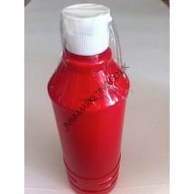 Scolart Fabric Paint 500ml - Crimson