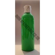 Scolart Fluorescent Fabric Paint 500ml - Green