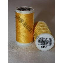 Coats Duet Thread 100m - Gold 6350 (S034)