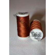 Coats Duet Thread 100m - Brown 7607 (S433)