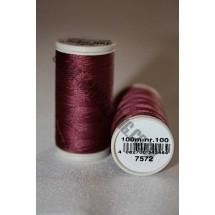 Coats Duet Thread 100m - Burgundy 7572 (S119)