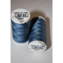 Coats Duet Thread 100m - Blue 6563 (S208)