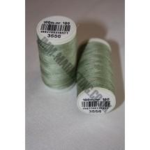 Coats Duet Thread 100m - Green 3556 (S319)