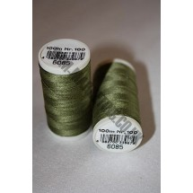 Coats Duet Thread 100m - Green 6085 (S330)