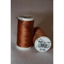 Coats Duet Thread 100m - Brown 6148 (S425)
