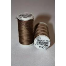 Coats Duet Thread 100m - Brown 7530 (S449)