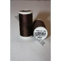 Coats Duet Thread 100m - Brown 9030 (S465)