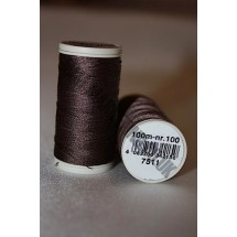 Coats Duet Thread 100m - Brown 7511 (S462)