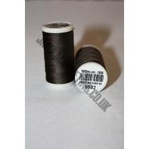 Coats Duet Thread 100m - Brown 9502 (S467)