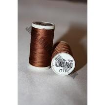 Coats Duet Thread 100m - Brown 7111 (S439)