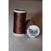 Coats Duet Thread 100m - Brown 6549 (S454)