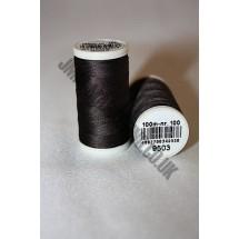 Coats Duet Thread 100m - Brown 9503 (S468)